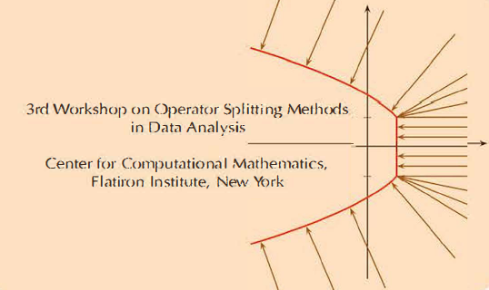 3rd Operator Splitting Methods in Data Analysis Workshop