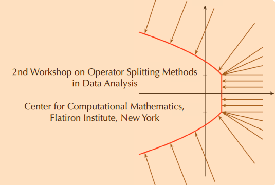 Operator Splitting Methods in Data Analysis Workshop